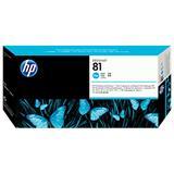 HP No. 81 Cyan Print Head for HP DSJ 5000