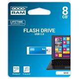 8 GB .  USB kľúč . GOODDRIVE CUBE Modrá
