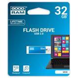 32 GB .    USB kľúč . GOODDRIVE CUBE Modrá
