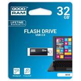 32 GB .    USB kľúč . GOODDRIVE CUBE Čierna