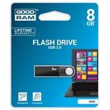 8 GB .  USB kľúč . GOODDRIVE Rano Čierna