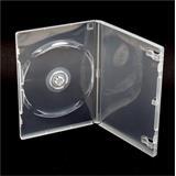 Box na 1 DVD, 14mm, priehľadný.