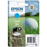 Epson atrament WF-3720 cyan 4.2ml - 300str.