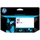 HP 72 130 ml Magenta Ink Cartridge with Vivera Ink