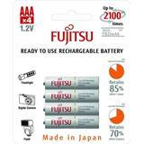 Fujitsu prednabité batérie R03/AAA, 2100...