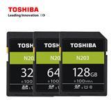 32 GB . SDHC karta Toshiba Class 10 UHS-I