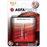 AgfaPhoto zinková batéria 4,5V, blister 1ks